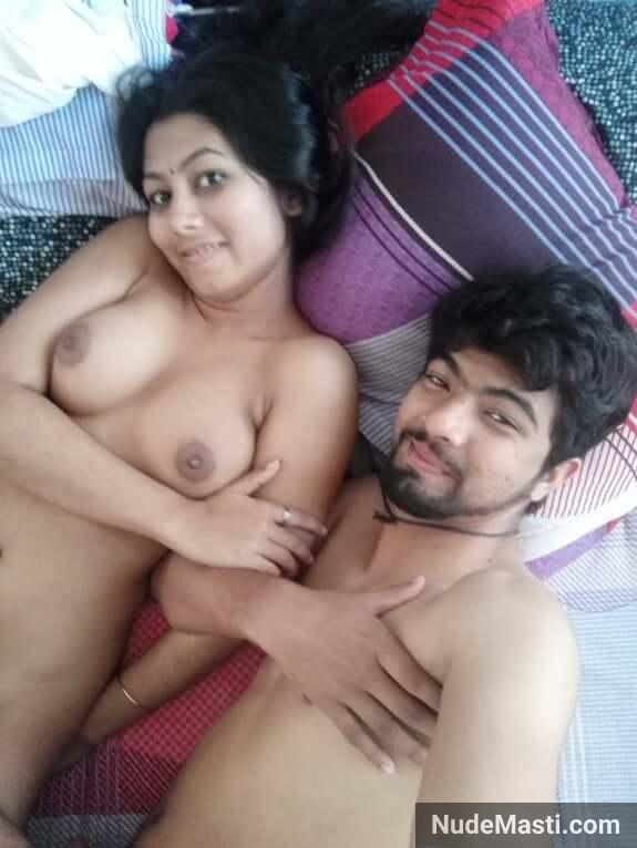 Desi indian couple nude in bed