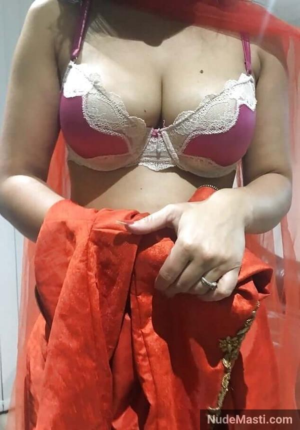 Newlywed horny mumbai wife stripping